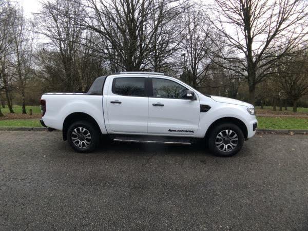 2019 Ford Ranger 2.0 EcoBlue Wildtrak auto (69 reg)