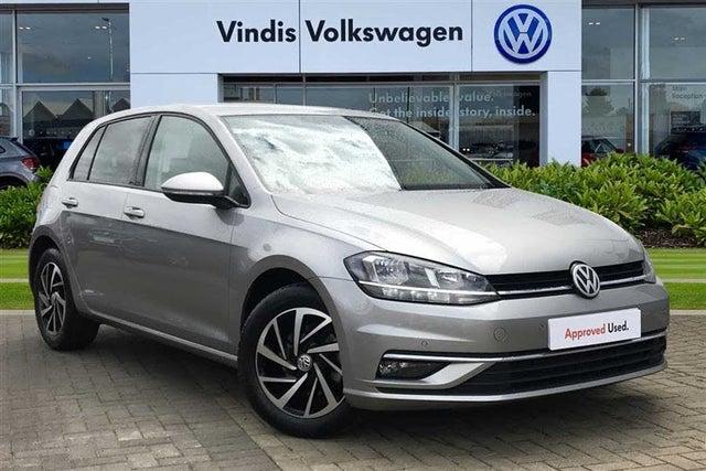 2019 Volkswagen Golf (69 reg)