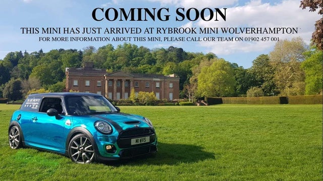 2015 MINI Countryman 1.6 John Cooper Works (66 reg)