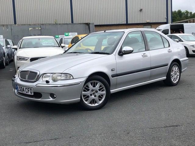 2004 Rover 45 2.0TD Connoisseur Saloon 4d (04 reg)