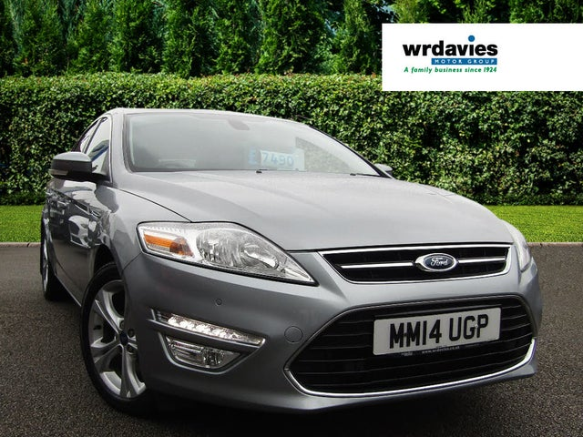 2014 Ford Mondeo 2.0TDCi Titanium X Business (163ps) Hatchback (14 reg)