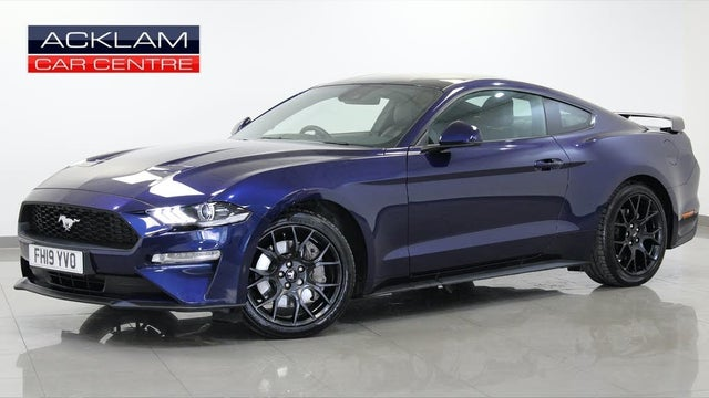 2019 Ford Mustang 2.3 (290ps) Fastback 3d Auto (19 reg)