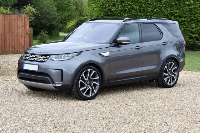 2018 Land Rover Discovery 2.0SD4 HSE (240ps) 4X4 Station Wagon 5d Auto (18 reg)