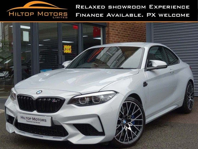 2019 BMW 2 Series 3.0 M2 Competition DCT (68 reg)