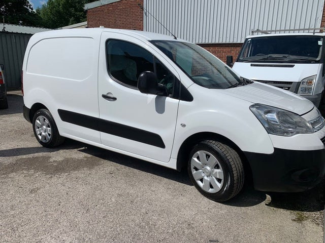 2012 Citroen Berlingo 1.6TD L1 625 LX (75) Panel 1587cc (61 reg)