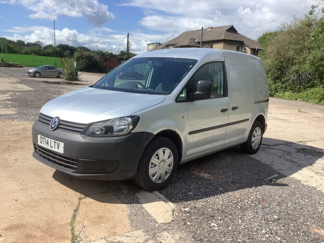 2014 Volkswagen Caddy 1.6TDI C20 Startline (102PS) Panel (14 reg)