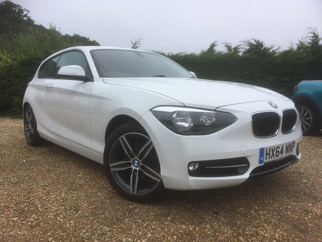 2014 BMW 1 Series 2.0TD 116d Sport (116bhp) (s/s) Sports Hatch 3d (64 reg)
