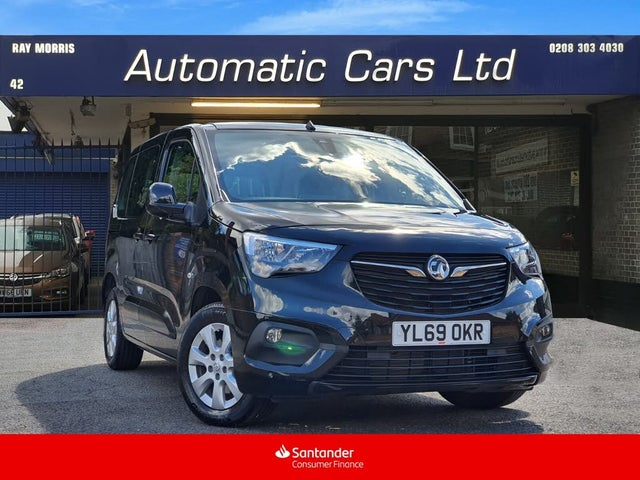 2019 Vauxhall Combo Life 1.5 Energy (130ps) Auto (69 reg)