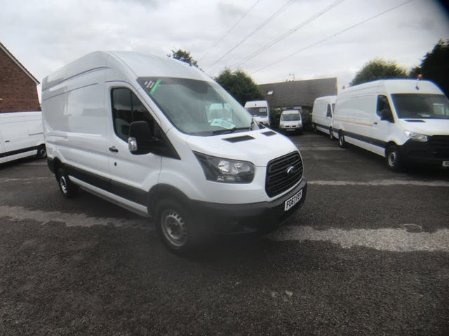 2017 Ford Transit 2.0TDCi 350 L3H3 (130PS)(EU6) RWD Panel Van (67 reg)