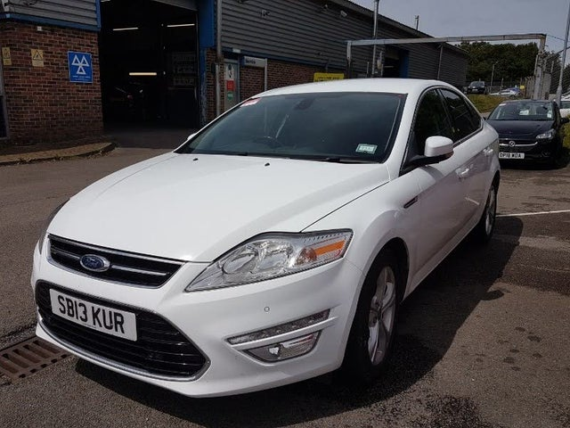 2013 Ford Mondeo 2.0TDCi Titanium X Business (163ps) Hatchback Powershift (13 reg)