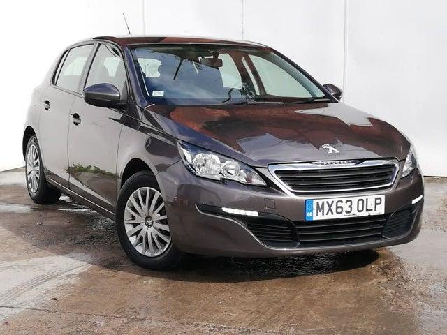 2014 Peugeot 308 1.6TD Access (s/s) (63 reg)