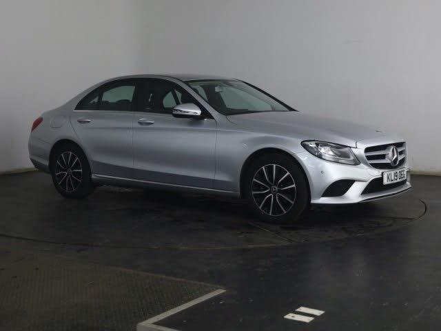 2019 Mercedes-Benz C-Class 1.5 C200 SE Saloon 4d (19 reg)