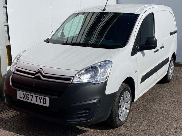 2017 Citroen Berlingo 1.6TD L1 850 Enterprise Special Edition 1.6BlueHDi (100)(EU6) Panel (67 reg)