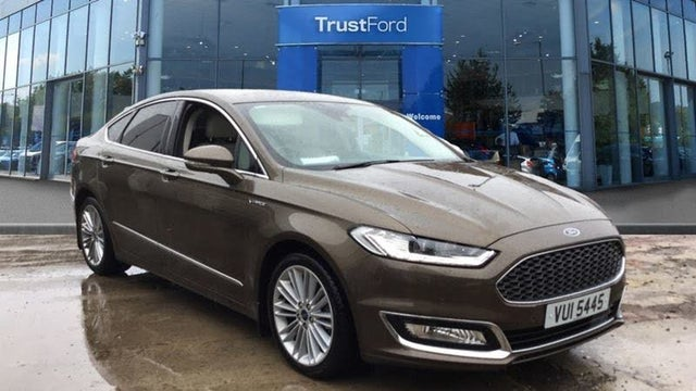 2015 Ford Mondeo 2.0TDCi Vignale (180ps) Saloon 4d Powershift (I5 reg)