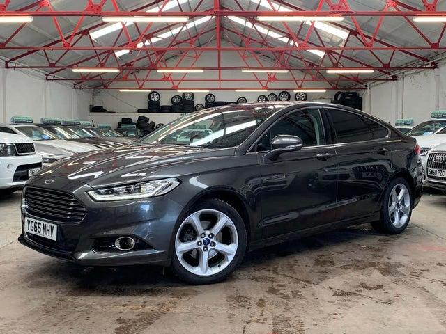 2016 Ford Mondeo 2.0TDCi Titanium (180ps) (s/s) Hatchback (65 reg)
