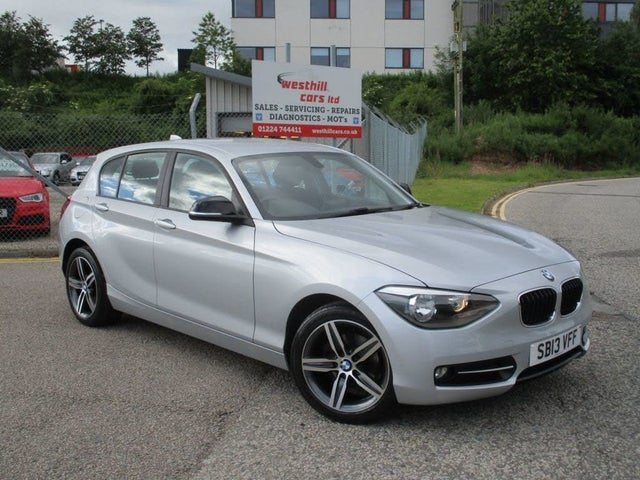 2013 BMW 1 Series 1.6 116i Sport 5d (13 reg)