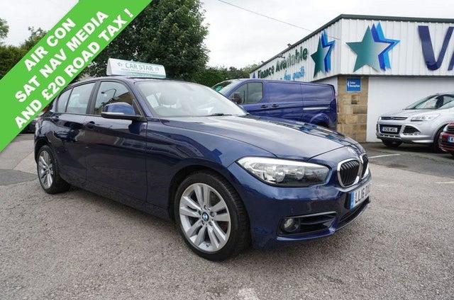 2016 BMW 1 Series 2.0TD 118d Sport 5d (16 reg)