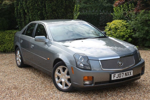2007 Cadillac CTS 3.6 Sports Luxury (07 reg)