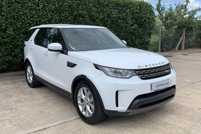 2017 Land Rover Discovery 3.0TD6 SE (259ps) 4X4 Station Wagon 5d Auto (67 reg)