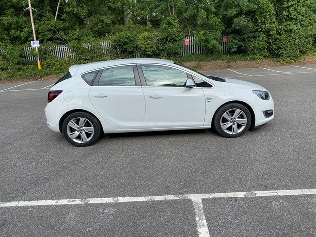 2014 Vauxhall Astra 1.6 SRi (115ps) Hatchback (14 reg)