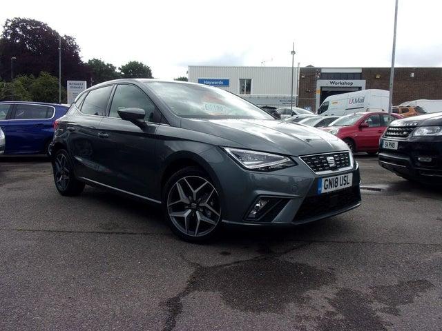 2018 Seat Ibiza 1.0 TSI XCELLENCE (95ps) (18 reg)