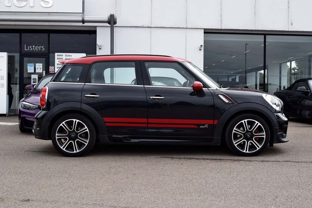 2013 MINI Countryman 1.6 John Cooper Works (Chili) Auto (13 reg)