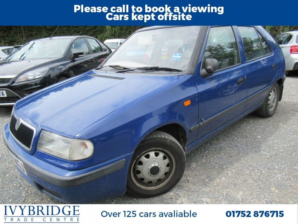 Used Skoda Felicia 1 9d High Cube Van For Sale Cargurus