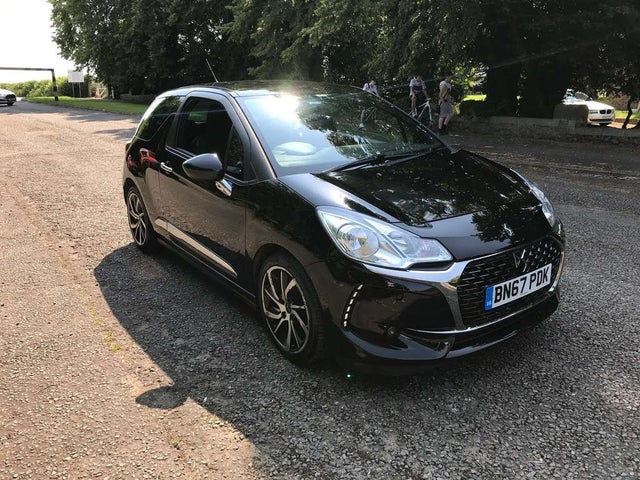 2017 DS DS 3 1.6BlueHDi Connected Chic (67 reg)