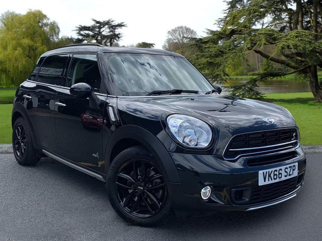 2015 MINI Countryman 1.6 Cooper S ALL4 (66 reg)