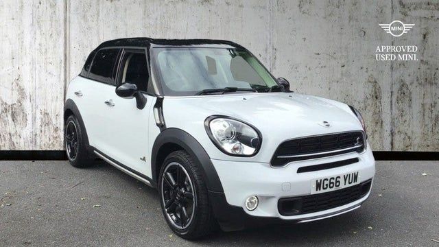 2015 MINI Countryman 1.6 Cooper S ALL4 auto (66 reg)