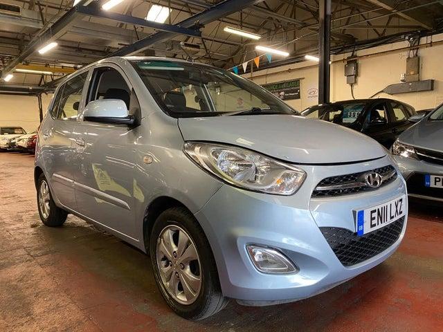 2011 Hyundai i10 1.2 Active Auto (11 reg)