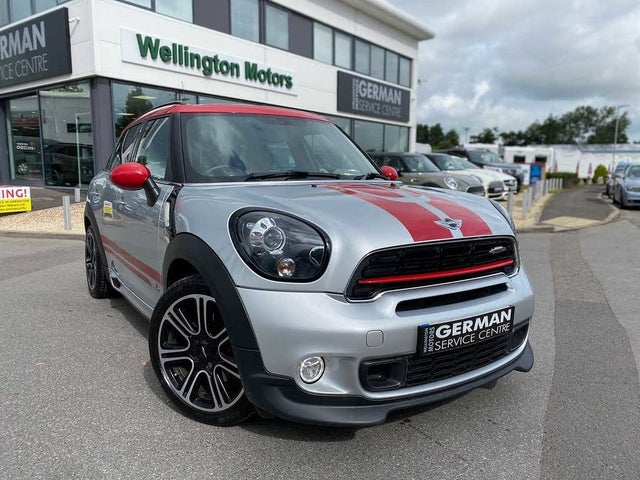 2015 MINI Countryman (65 reg)