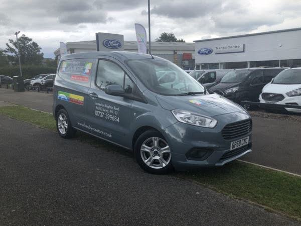 2019 Ford Transit Courier 1.5TDCi Limited (68 reg)