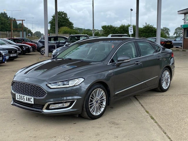 2015 Ford Mondeo 2.0 Vignale (240ps) EcoBoost Saloon 4d (65 reg)