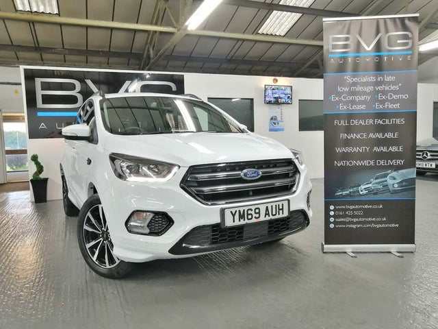2019 Ford Kuga 1.5T ST-Line (150ps) (s/s) (69 reg)