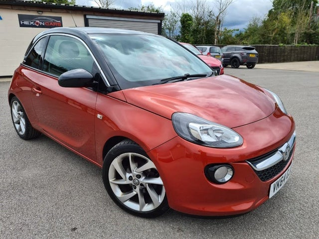 2014 Vauxhall ADAM 1.4 SLAM (87ps) (64 reg)