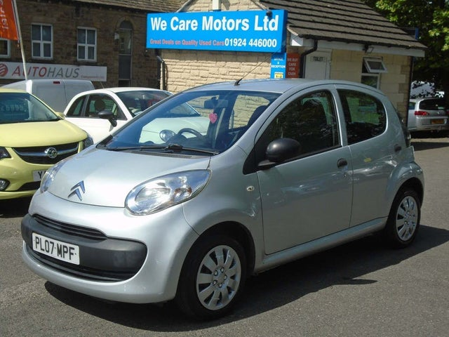 2007 Citroen C1 1.0 Cool 5d (07 reg)