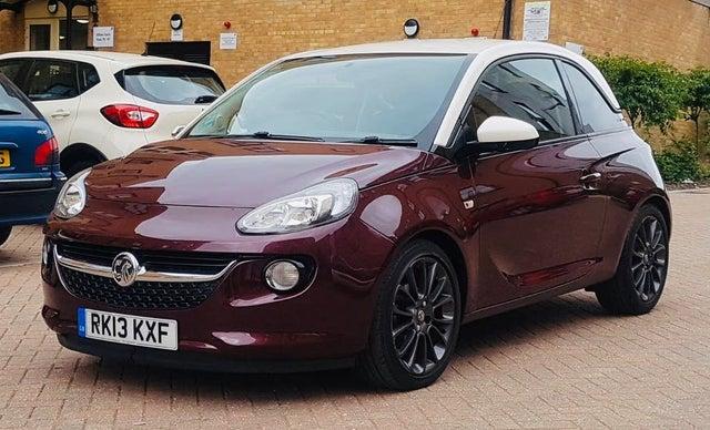 2013 Vauxhall ADAM 1.4 JAM (100ps) (13 reg)