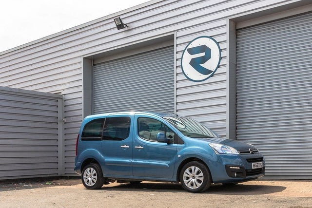 2016 Citroen Berlingo 1.6BlueHDi Multispace Feel Edition (66 reg)