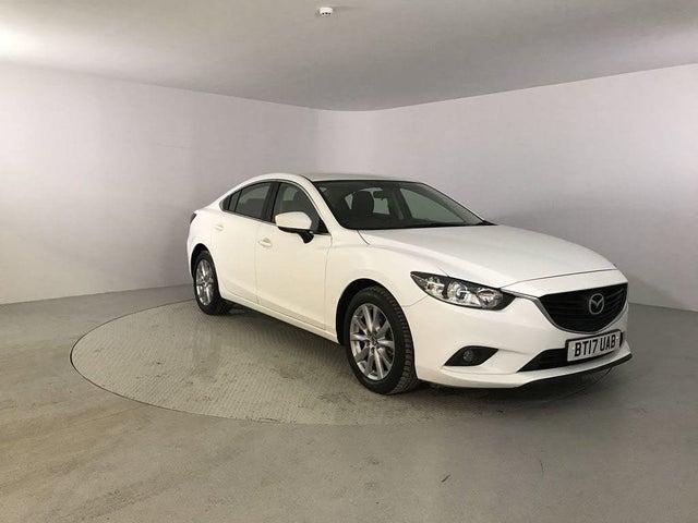 2017 Mazda Mazda6 2.2TD SE SKYACTIV-D (NAV) Saloon 4d (17 reg)