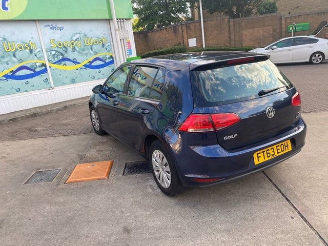 2013 Volkswagen Golf 1.2 S (85ps) (s/s) Hatchback 5d (63 reg)