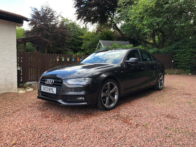 2013 Audi A4 2.0TD Black Edition (143ps) (13 reg)