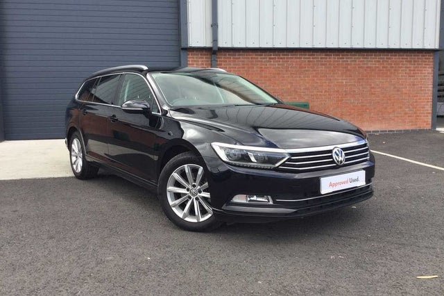 2019 Volkswagen Passat 1.5 TSI SE Business Estate 5d DSG (19 reg)