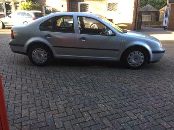 2003 Volkswagen Bora 1.6 S (53 reg)