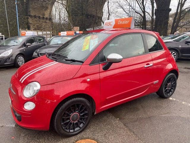 2012 Fiat 500 1.2 Street (62 reg)