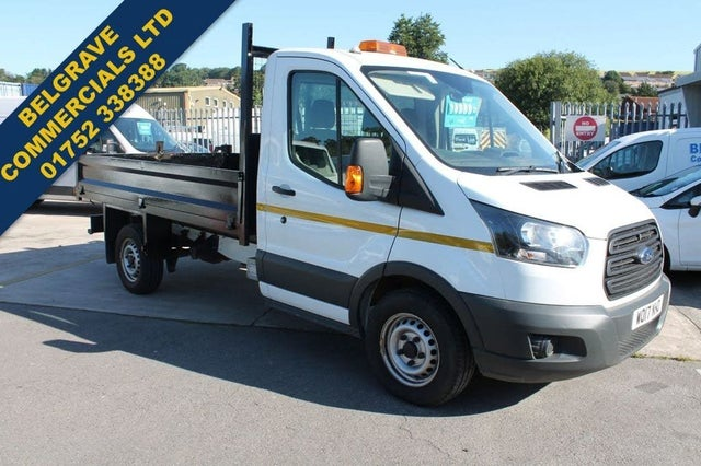 2017 Ford Transit 2.0TDCi 350 L2H1 (130PS)(EU6) RWD SRW 3-Way Tipper (17 reg)