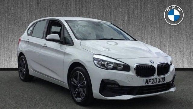 2020 BMW 2 Series 2.0TD 218d Sport Active Tourer 5d (20 reg)