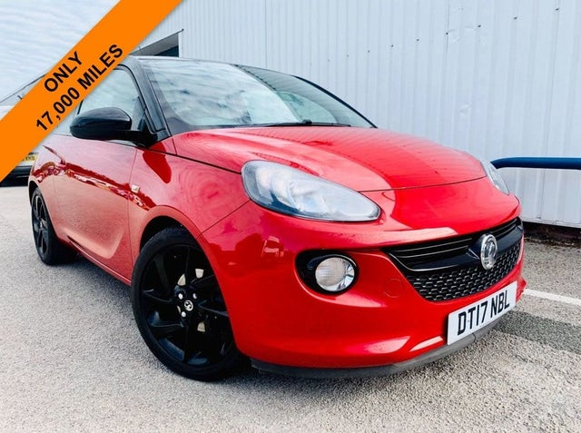 2017 Vauxhall ADAM 1.2i ENERGISED (17 reg)