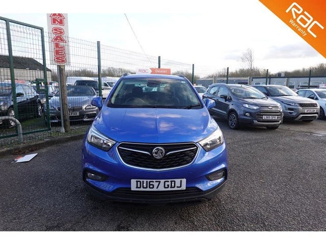 2017 Vauxhall Mokka X 1.4i 16v Turbo Active (140ps) (s/s) (67 reg)