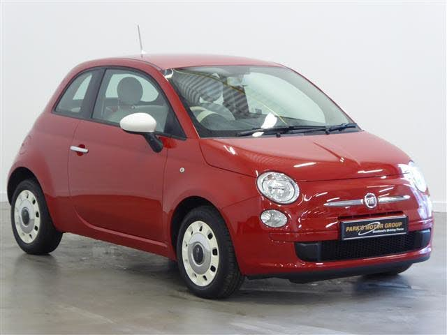 2015 Fiat 500 1.2 Colour Therapy (s/s) (64 reg)